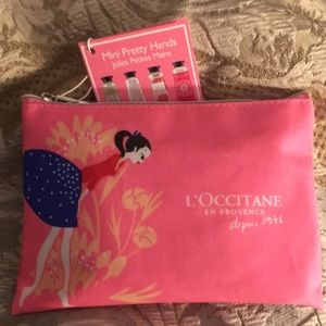 L'Occitane Mini Pretty Hands set